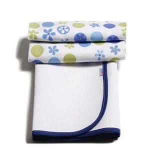Podreczny-przewijak-niebiesko-zielone-kwiatko-kropy-1