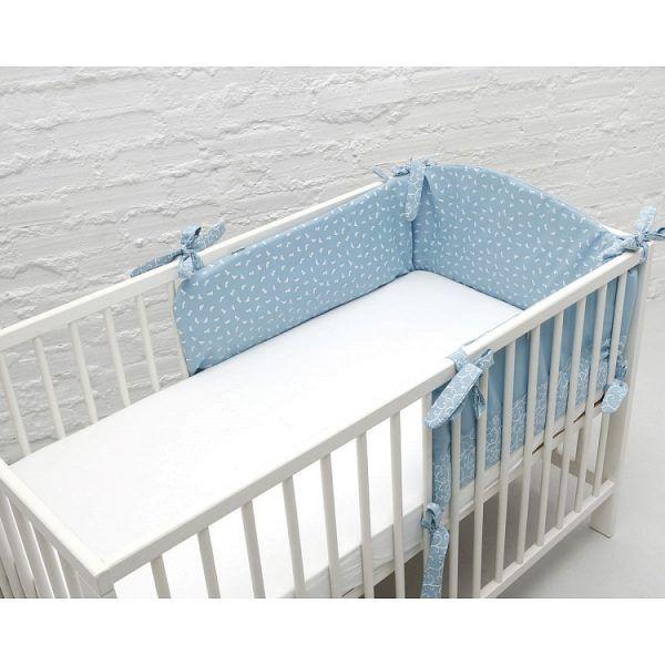 Motherhood-ochraniacz-classic-niebieski